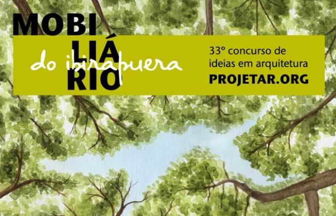 Até 13/01/20 – Concurso para mobiliário do Parque Ibirapuera