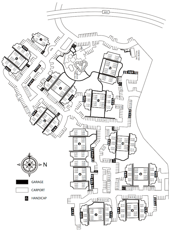 Colonial Grand at Canyon Pointe Luxury Apartments for Rent