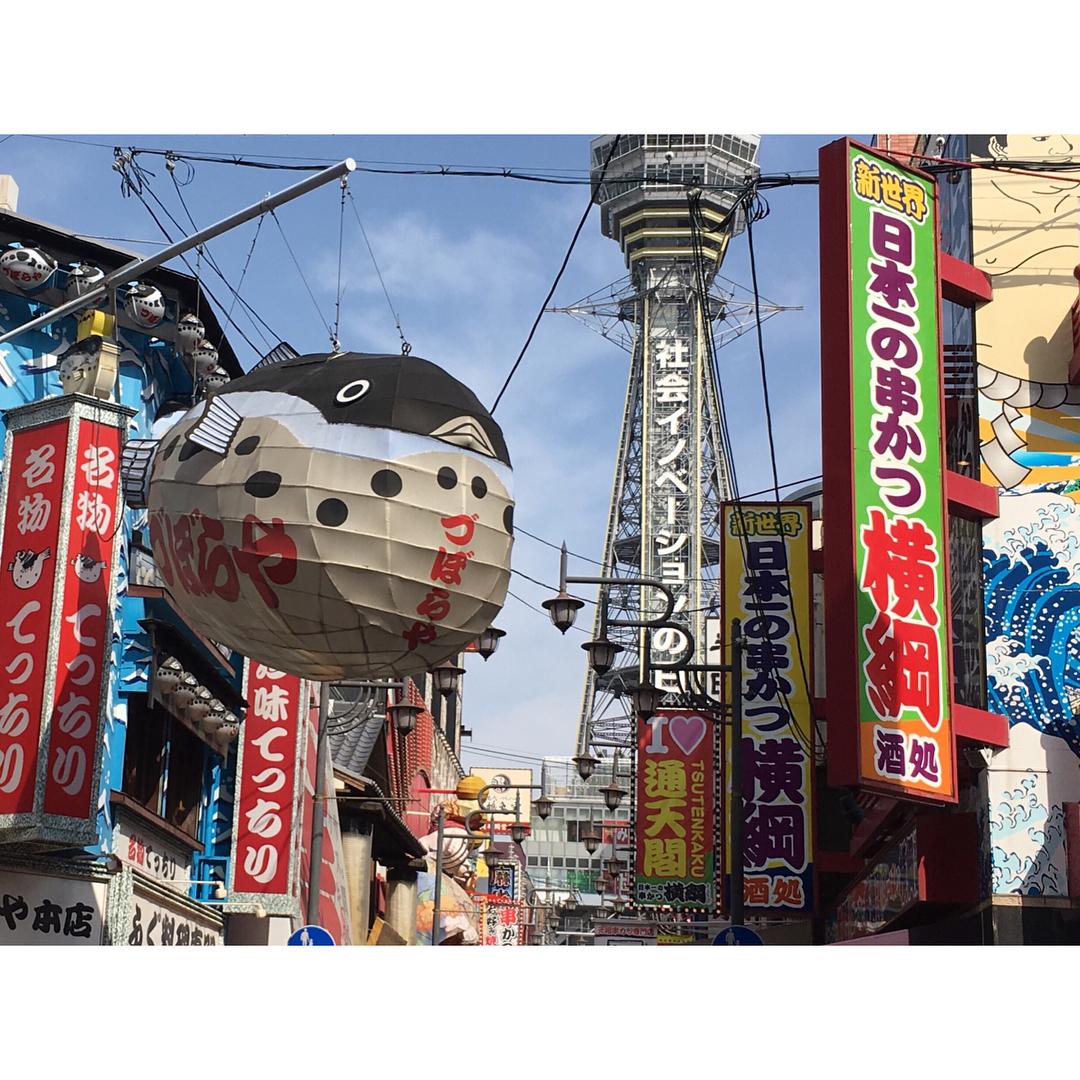 外國人に人気の大阪観光スポットランキング20【2018年最新版】