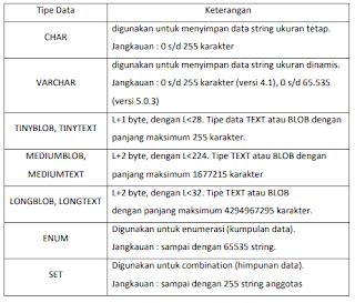 Mengenal Perintah DDL (Data Definition Language)