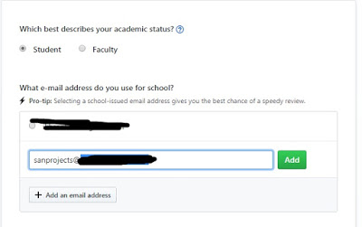 Cara Daftar Akun Github Student Developer Pack - MadrasahJOS
