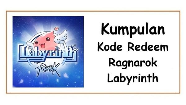 Kumpulan Kode Redeem Ragnarok Labyrinth
