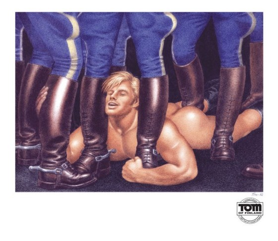 Tom of Finland (image supplied)