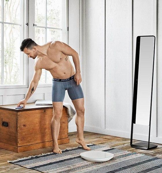 naked 3d body fitness tracker