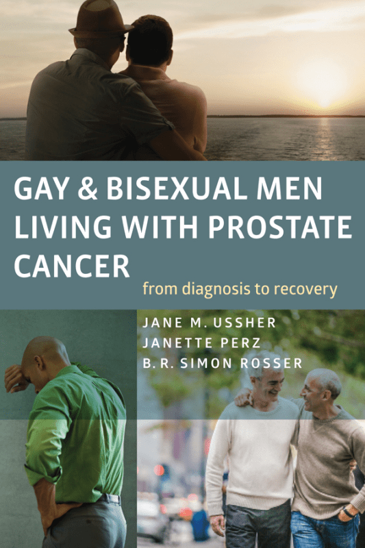 Gay & Bisexual Men Living with Prostate Cancer (image supplied)