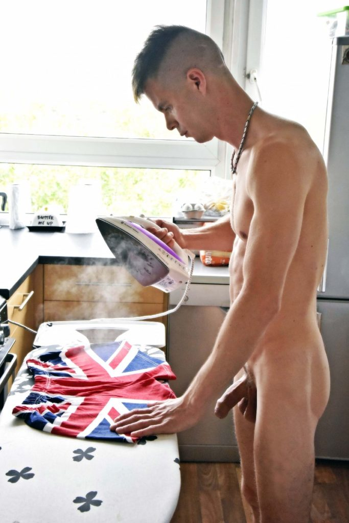 Hung Young Brit (image supplied)