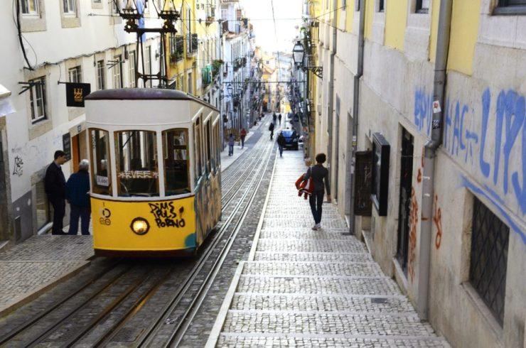 Lisbon, Portugal. Image published via Pixabay