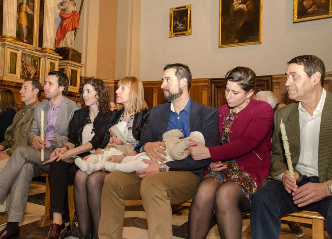 Reportaje de bautizo Basílica del Pilar Zaragoza 7