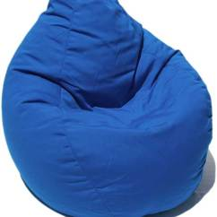 Blue Bean Bag Chairs French Cafe Metal Outdura Pacific Chair Custom Furniture And Flooring