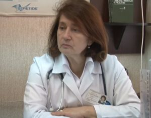 Maria Caitaz- medic ftiziopneumolog Cimișlia