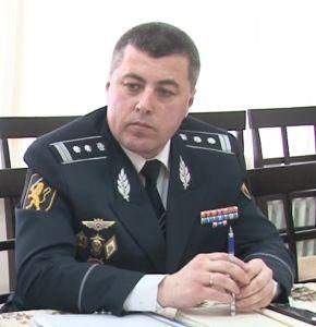 Oleg Doni- șef adjunct al Inspectoratului de Poliție Cimișlia.