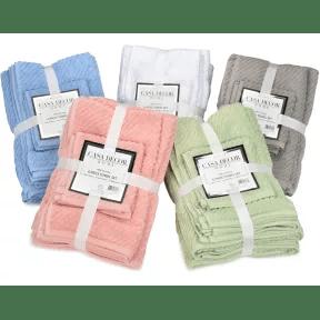 towel set seen on The Talk MorningSave