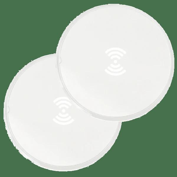 2-Pack: Gabba Goods Wireless Qi Charging Pads