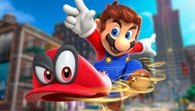 Mario não é mais um encanador pela nitendo