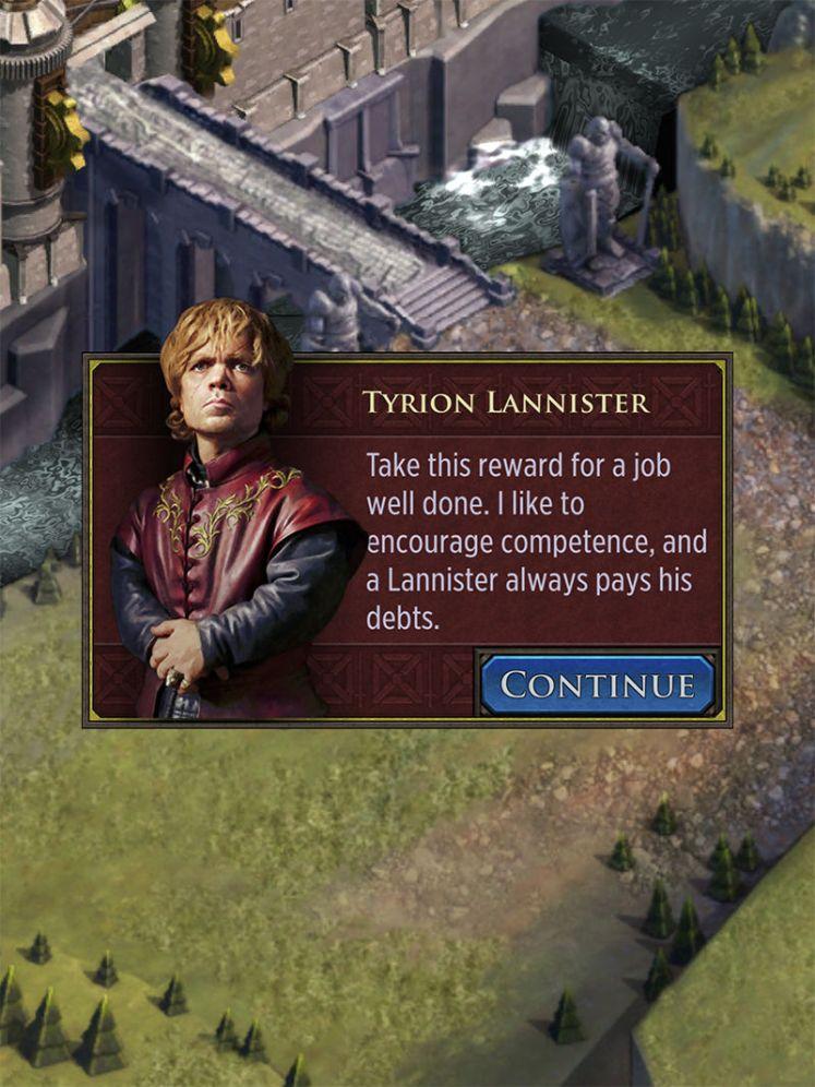 Tyrion um conselheiro do jogo