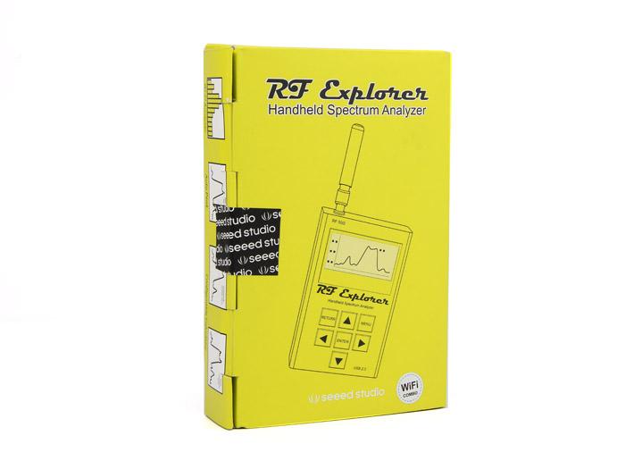 購買 RF Explorer Wi-Fi 組合 評價 心得   臺灣 MakeHub