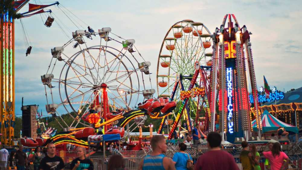 Allegan County Fairgrounds Michigan
