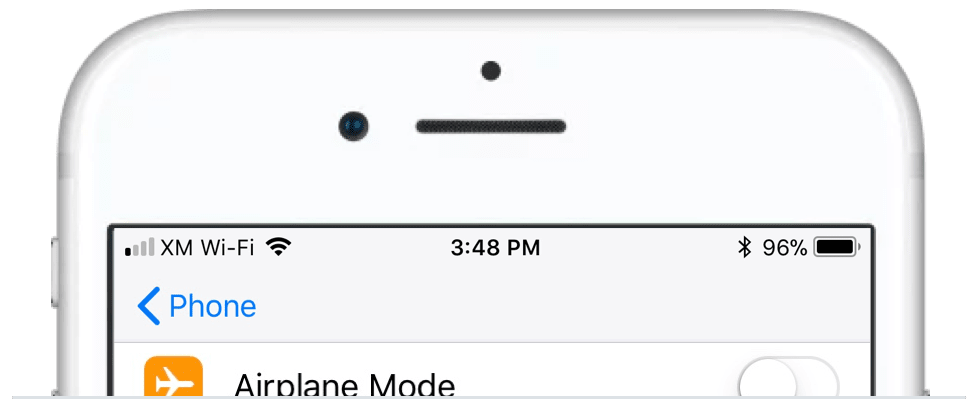 How do I use WiFi calling on my iPhone?