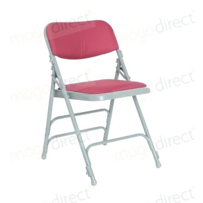padded folding chairs uk chair cover rentals houston tx upholstered mogo direct