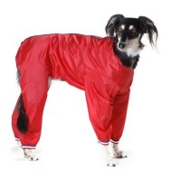 Cosipet Trouser Suit Dog Coat Red From 19.08 | Waitrose Pet