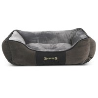 Scruffs Chester Box Dog Bed in Chocolate From 39.99 ...