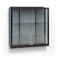 Wall Mount Display Case  MooreCo Inc