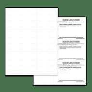 Insurance Id Cards Mines Press