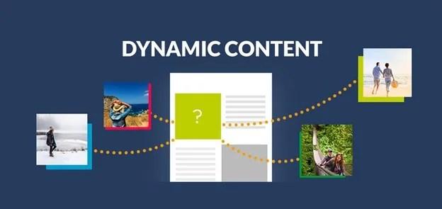 Altere o conteúdo que aparece em seu site