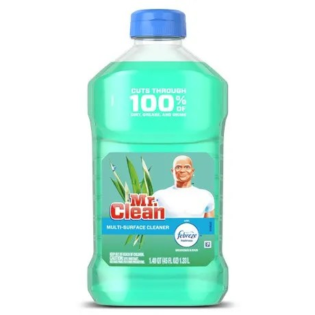 mr clean multi surface cleaner with