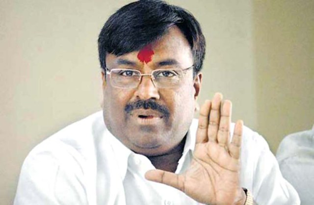 sudhir mungantiwar, BJP, Shiv Sena