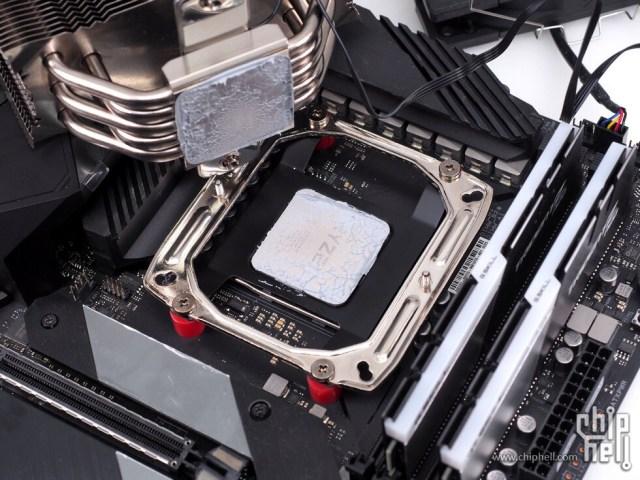 Braket CPU Extra Untuk Soket AM4
