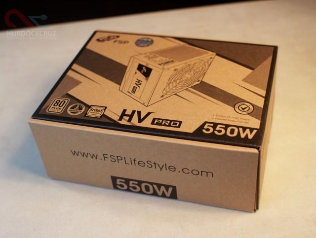FSP HV PRO 550W