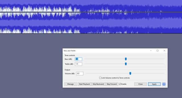 Perbesar Kualitas Audio