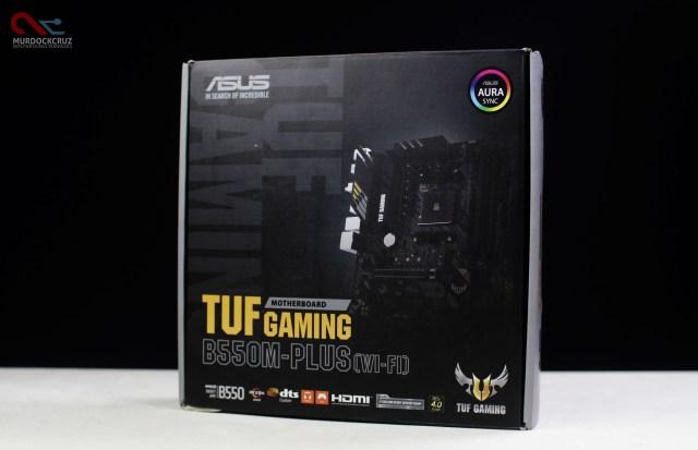 ASUS TUF Gaming B550M Plus WiFi