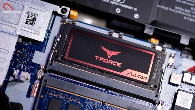 T-Force Vulcan SO-DIMM 16GB DDR4 3200Mhz