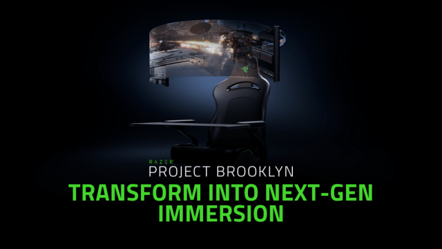Razer PROJECT BROOKLYN