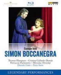 Photo No.1 of Verdi: Simon Boccanegra (DVD)