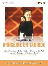 Photo No.1 of Gluck: Iphigénie en Tauride (DVD)