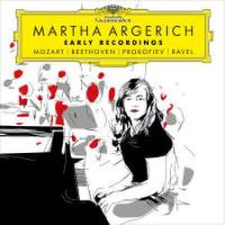 Photo No.1 of Martha Argerich: Early Recordings