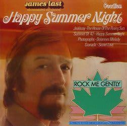 Photo No.1 of Happy Summer Night & Rock Me Gently