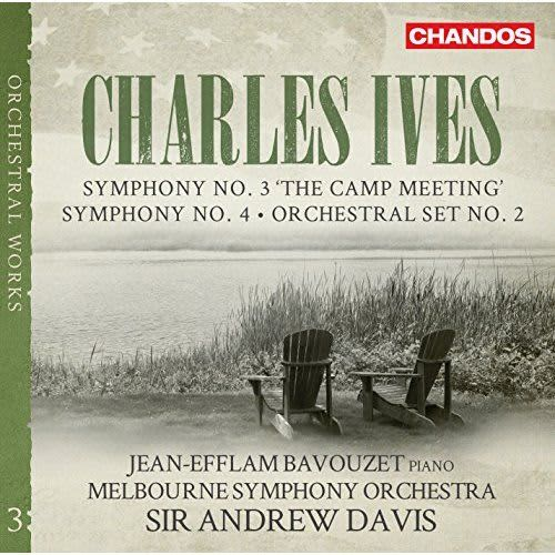 Photo No.1 of Ives: Orchestral Works, Vol. 3