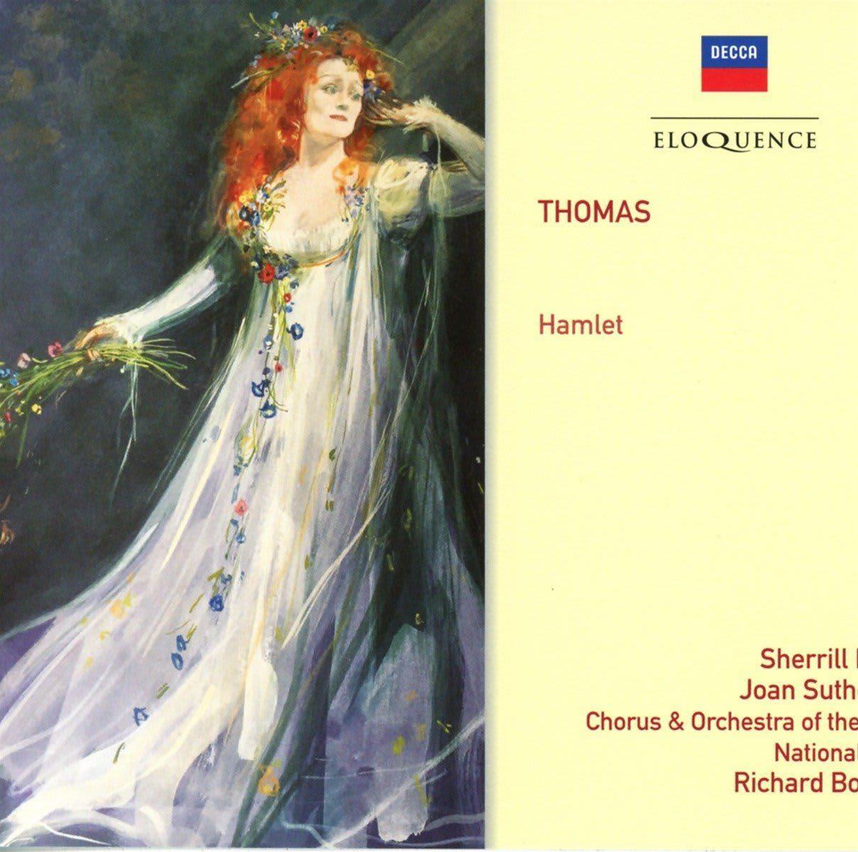 Photo No.1 of Thomas, Ambroise: Hamlet