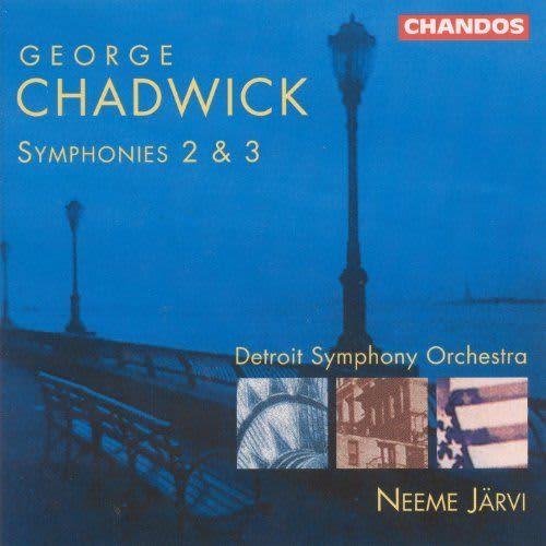 Photo No.1 of Chadwick: Symphonies Nos 2,3