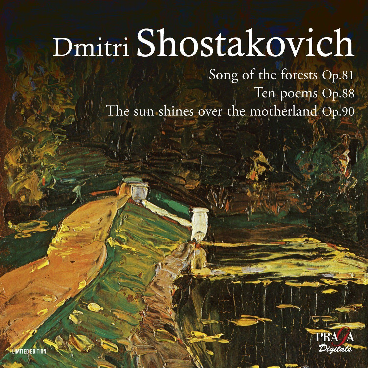 Photo No.1 of Shostakovich: The Song of the Forests