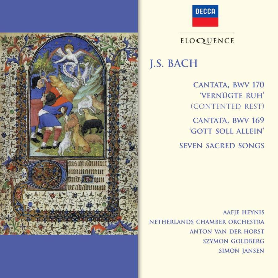 Photo No.1 of JS Bach: Cantatas