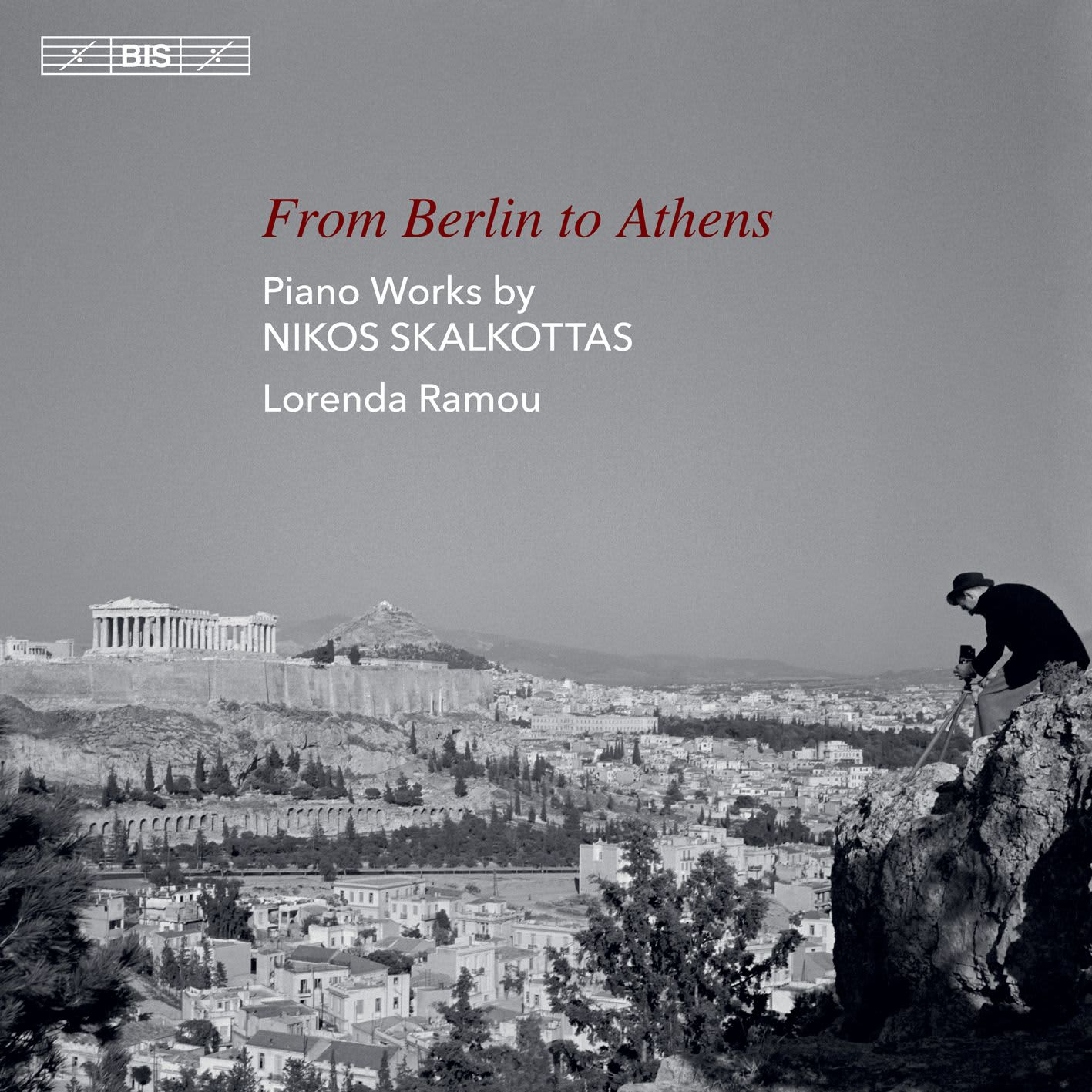 Photo No.1 of Nikos Skalkottas Piano Music: From Berlin to Athens