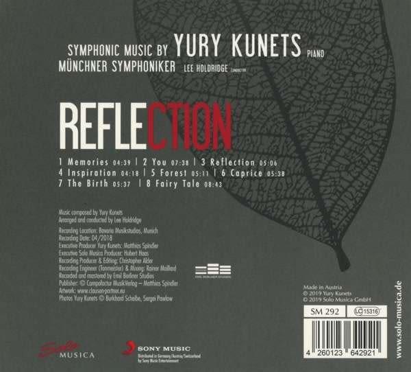 Photo No.2 of Symphonic Music by Yury Kunets