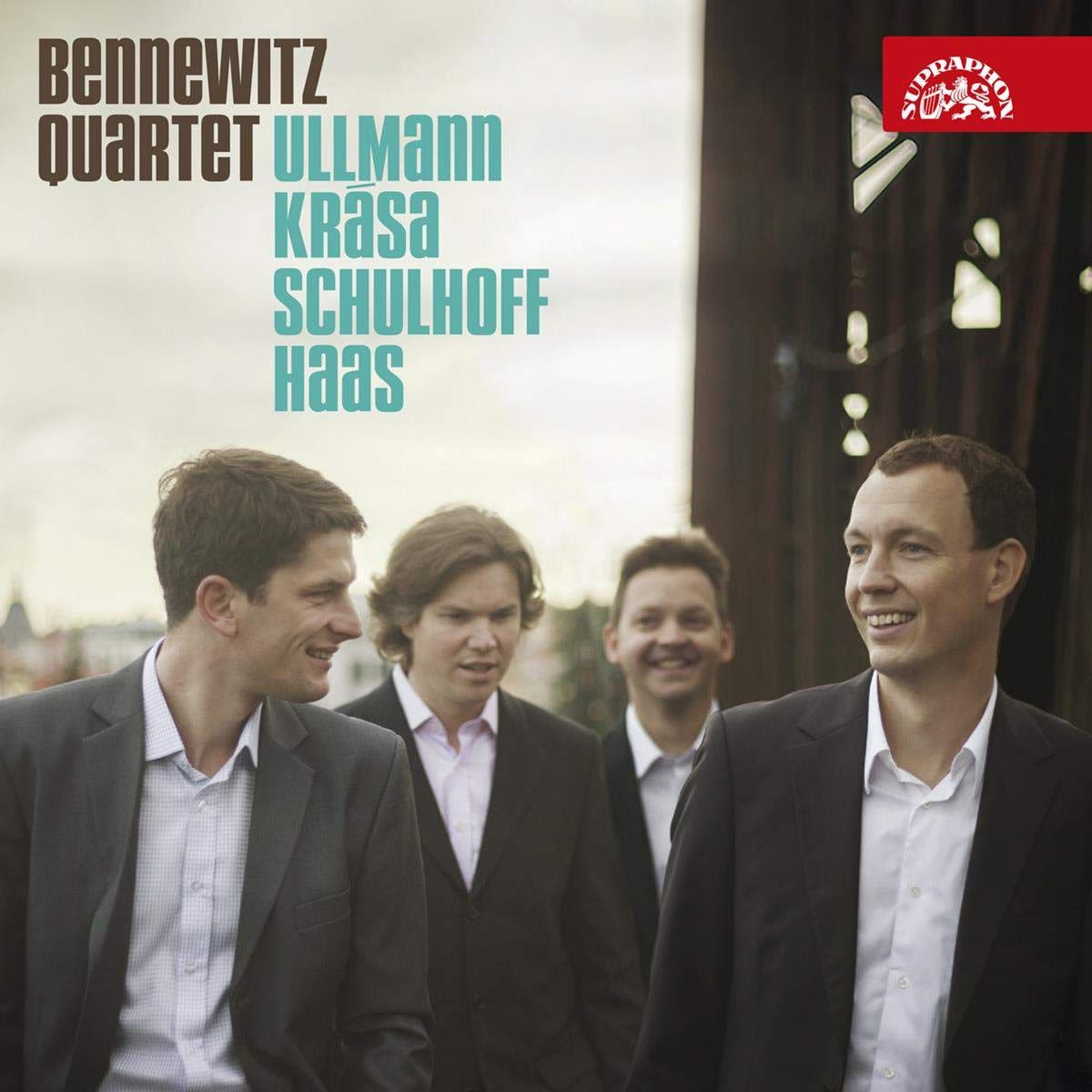 Photo No.1 of Ullmann, Krasa, Schulhoff, Haas: String Quartets