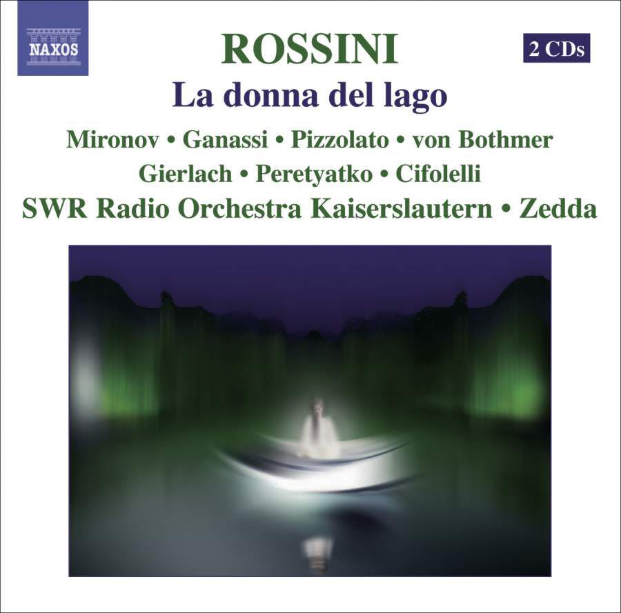 Photo No.1 of Rossini: La donna del lago