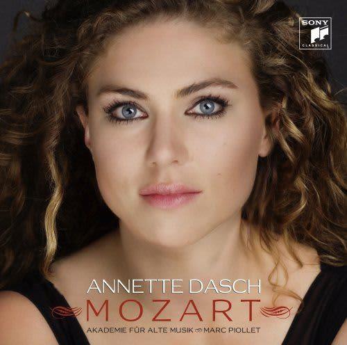 Photo No.1 of Annette Dasch sings Mozart